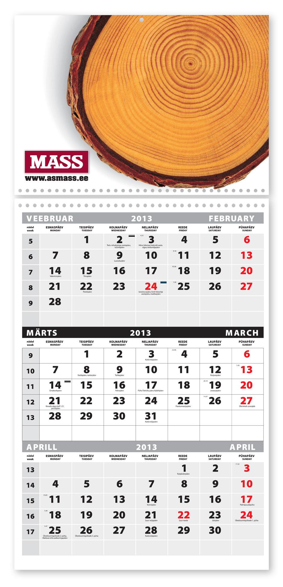 Mass_kalender_2013_kodukas